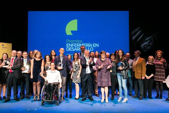 Víctor Aznar clausura los Premios ED 2016