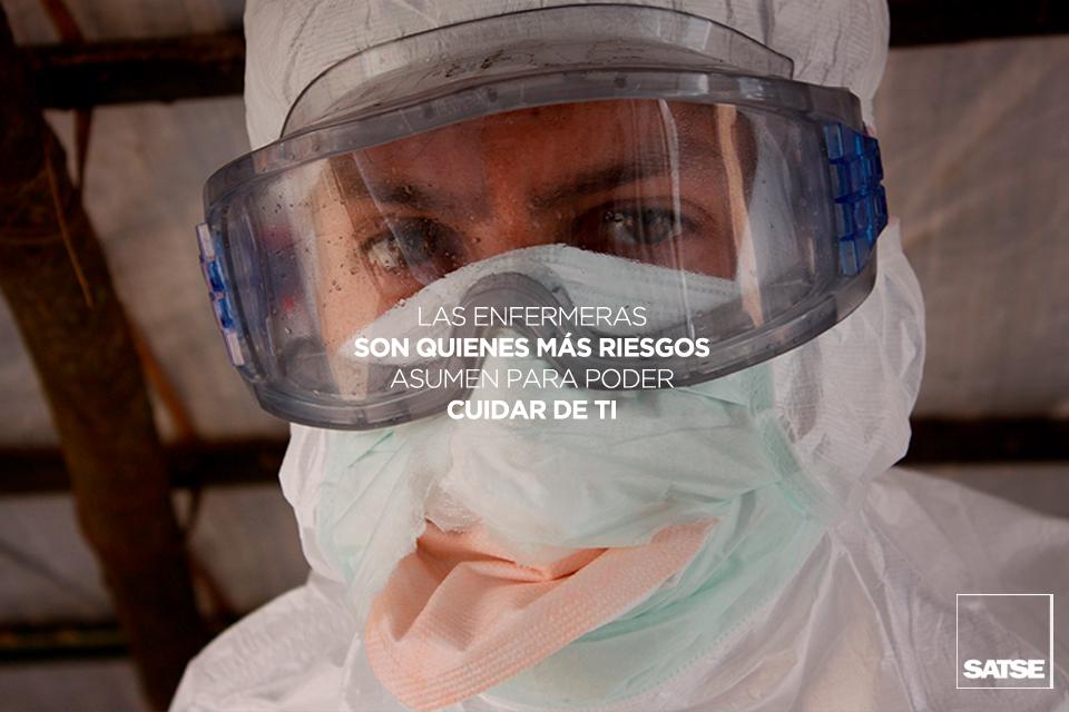 Enfermería ante el ébola