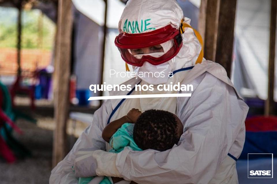 Evitemos el estima del ébola